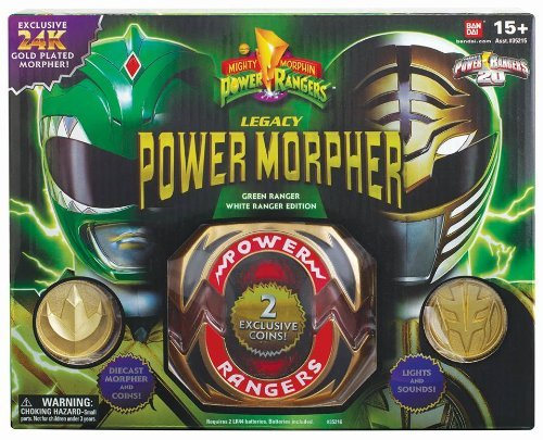 24k Gold Plated Figure - SDCC 2013 Limited Edition Legacy Power Morpher Dragon & Lion 24k Gold Plated