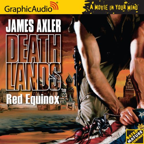 Deathlands # 9 - Red Equinox by Brand: Graphic Audio