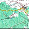 Official Tennessee and North Carolina Appalachian Trail Maps