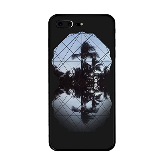 cheap for discount 075d6 085c8 Amazon.com: iPhone 7 Plus/iPhone 8 Plus Case, Summer Time Madness ...