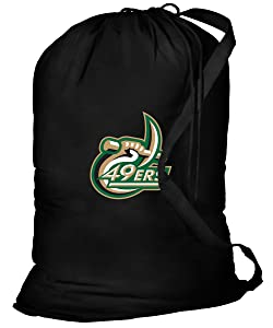 Broad Bay UNCC UNC Charlotte Laundry Bag University of North Carolina Charlotte Clothes Bags