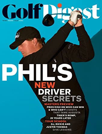f748976151d3 Golf Digest: Amazon.com: Magazines