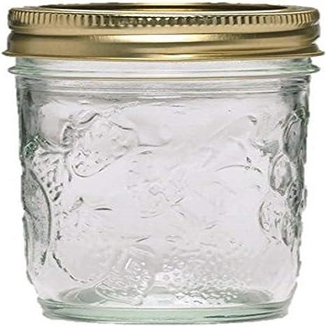 Golden Harvest 12 Lids For Regular Mouth Size Canning Jars
