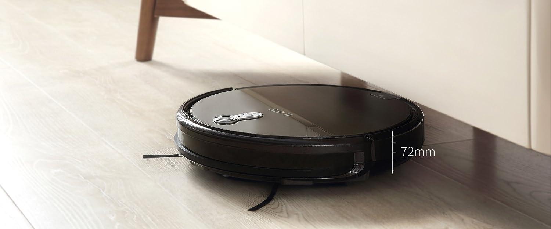 ilife X660 Robot aspirador baugleich A8 el nuevo buque insignia de ilife con 360 °cámara Navegación y función limpiadora: Amazon.es: Hogar