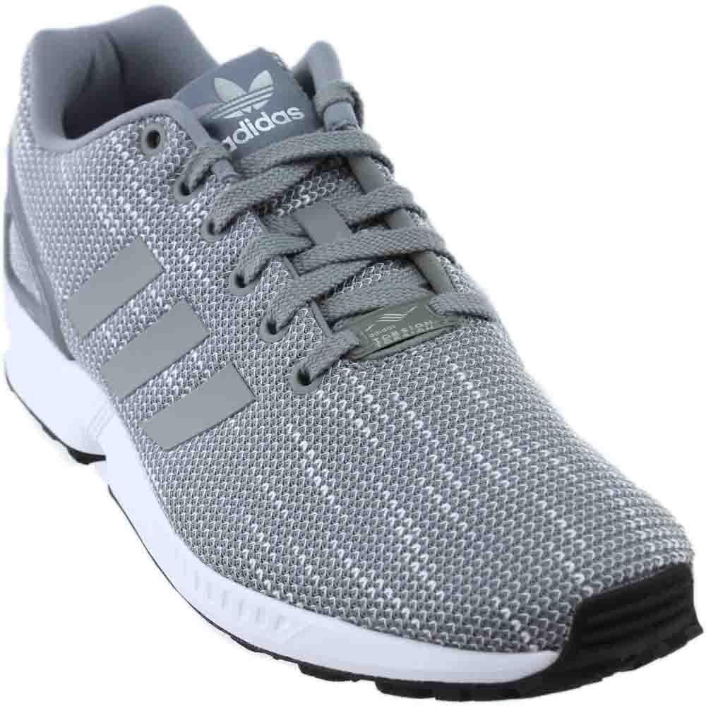adidas Originals Men's ZX Flux Fashion Sneaker B06XWQ97KF 11.5 D(M) US|Grey/Grey/White