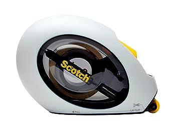 """Scotch 1/2 """"x 900"""" aplicador de cinta adhesiva de doble cara"""