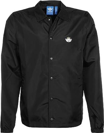 adidas Coach Jacket - Chándal para Hombre, Color Negro, Talla M ...
