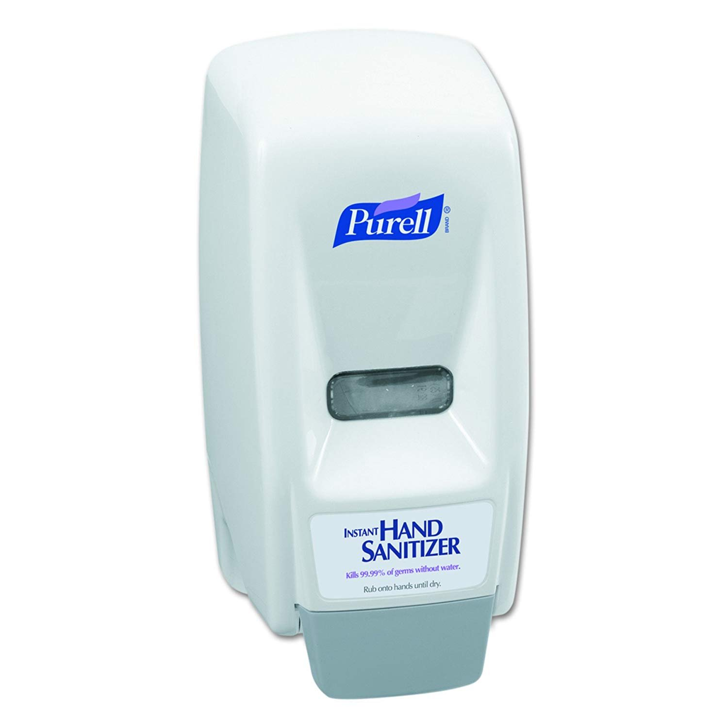 Amazon.com: PURELL 962112 Bag-In-Box Hand Sanitizer Dispenser, 800mL ...