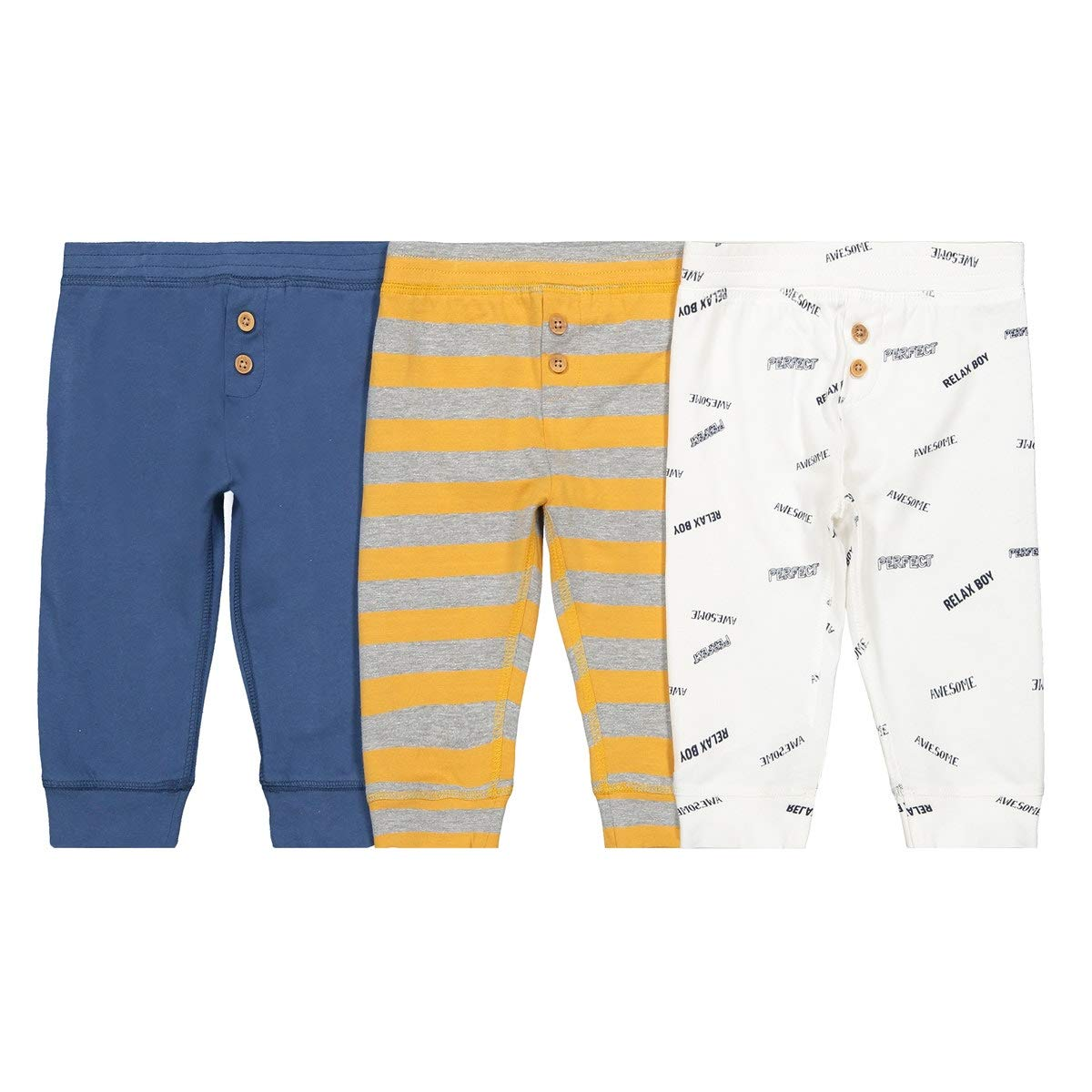 1 Month-3 Years La Redoute Collections Pack of 3 Leggings