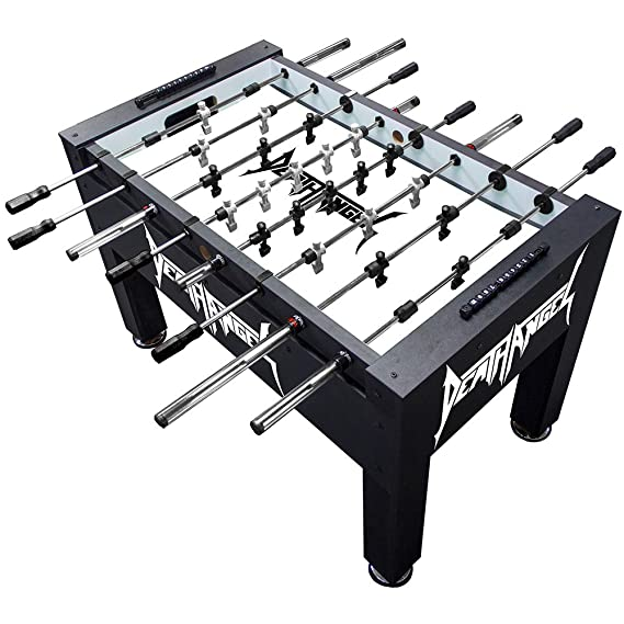 Amazon.com: Custom Warrior - Mesa de foosball profesional ...
