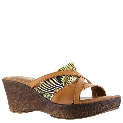 e3c54fd05330 Easy Street Lucette Women s Sandal 8.5 B(M) US Natural