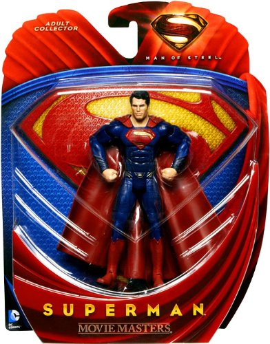 Superman Man of Steel Movie Masters Action Figure Assortment