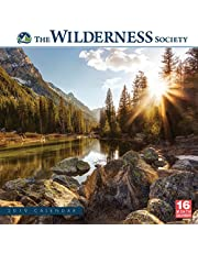 2019 The Wilderness Society 16-Month Wall Calendar: by Sellers Publishing, 12x12 (CA-0415)