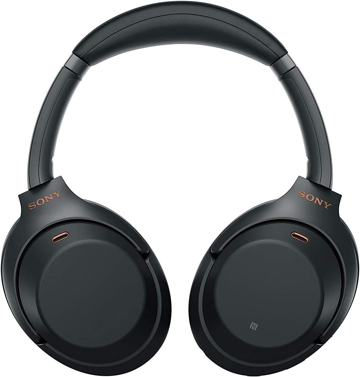 Sony WH-1000XM3 Wireless Noise-Canceling Over-Ear Headphones (Black)