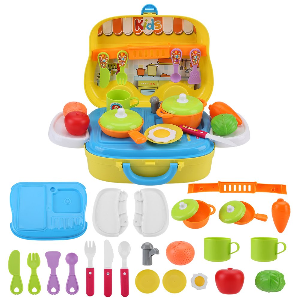 Amazon Ftvogue Kids Pretend Play Toys Cooking Medical