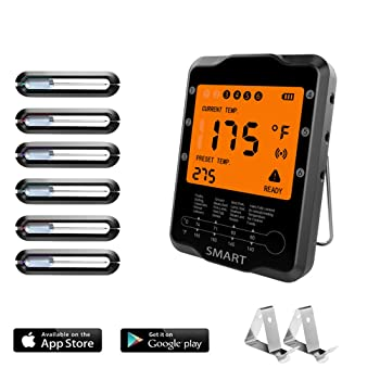 Blacksail Wireless Meat Thermometer