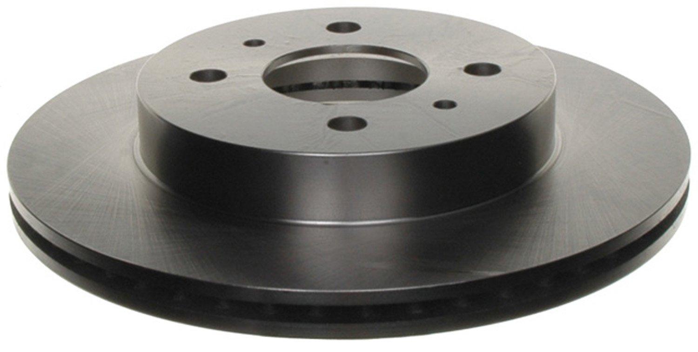 ACDelco 18A434A Advantage Non-Coated Front Disc Brake Rotor