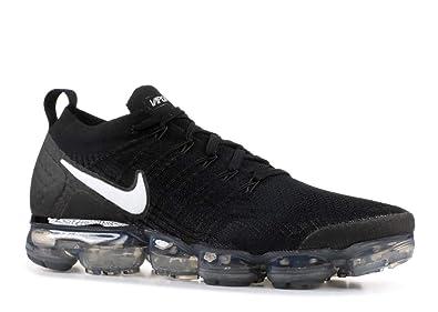 huge selection of f646e 3eff2 Nike Air Vapormax Flyknit 2, Zapatillas de Gimnasia para Hombre, Negro ( Black White Dark Grey Metallic Silver 001), 39 EU  Amazon.es  Zapatos y  complementos