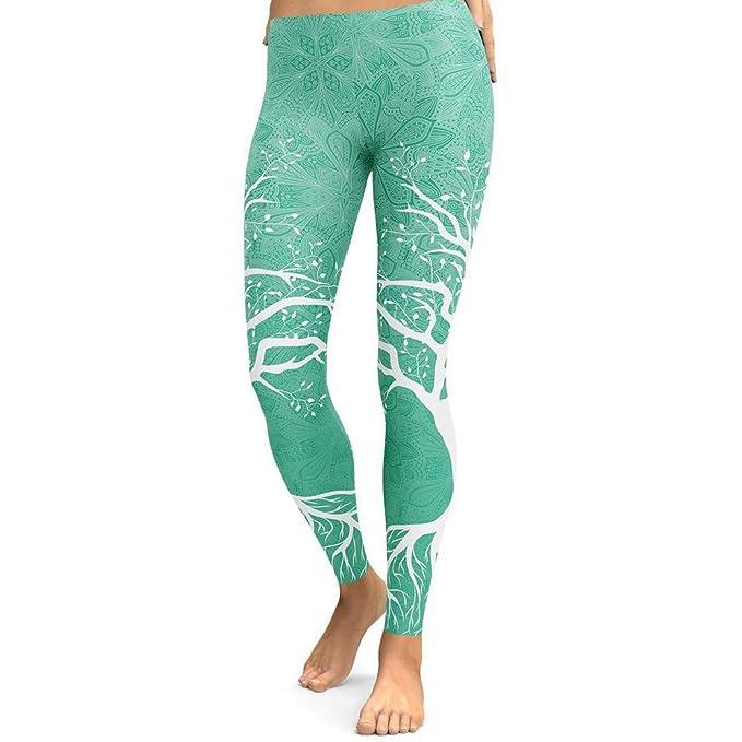 BBestseller Imprimiendo Pantalones Deportivos Mujer Yoga ...