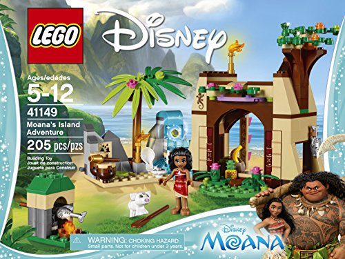 LEGO l Disney Moana Moana's Island Adventure 41149 Disney Princess Toy