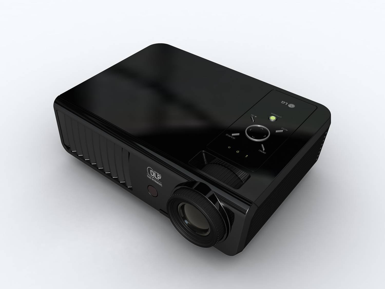 LG BX254 - Proyector, 2500 Lúmenes del ANSI, DLP, XGA (1024x768 ...