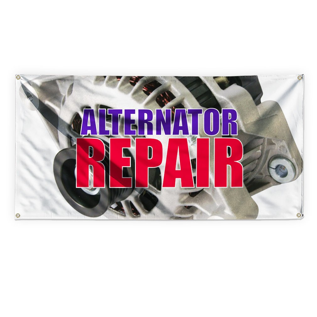 Alternator Repair Cost >> Amazon Com Alternator Repair Outdoor Advertising Printing