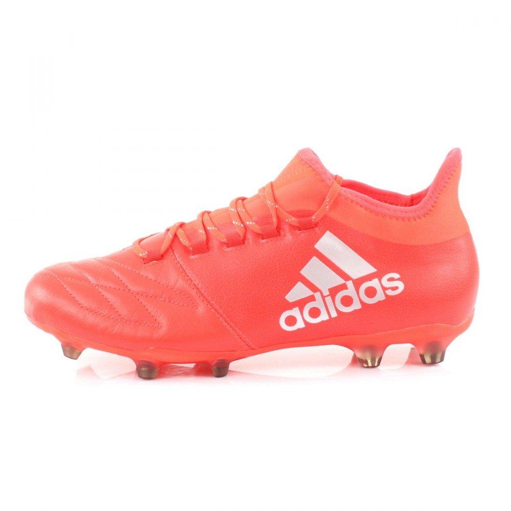buy online de6e7 a742c Adidas Adidas Adidas Herren X 16.2 Fg Leder Fußballschuhe, rot ...