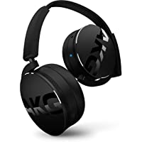 AKG Y50BT On-Ear Wireless Bluetooth Headphones (Black)