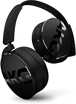 AKG Y50BT On-Ear Wireless Bluetooth Headphones