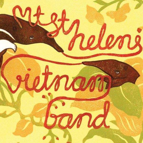 Mt. St. Helens Vietnam Band [Vinyl] (Pixie Queen)