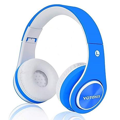 Auriculares inalámbricos para niños, auriculares Bluetooth para niños, compatibles con tablet PC para teléfonos