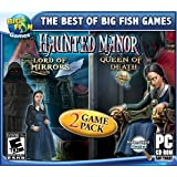 Haunted Manor 1: Lord of Mirrors and Haunted Manor 2: Queen of Death 2 Pack - PC