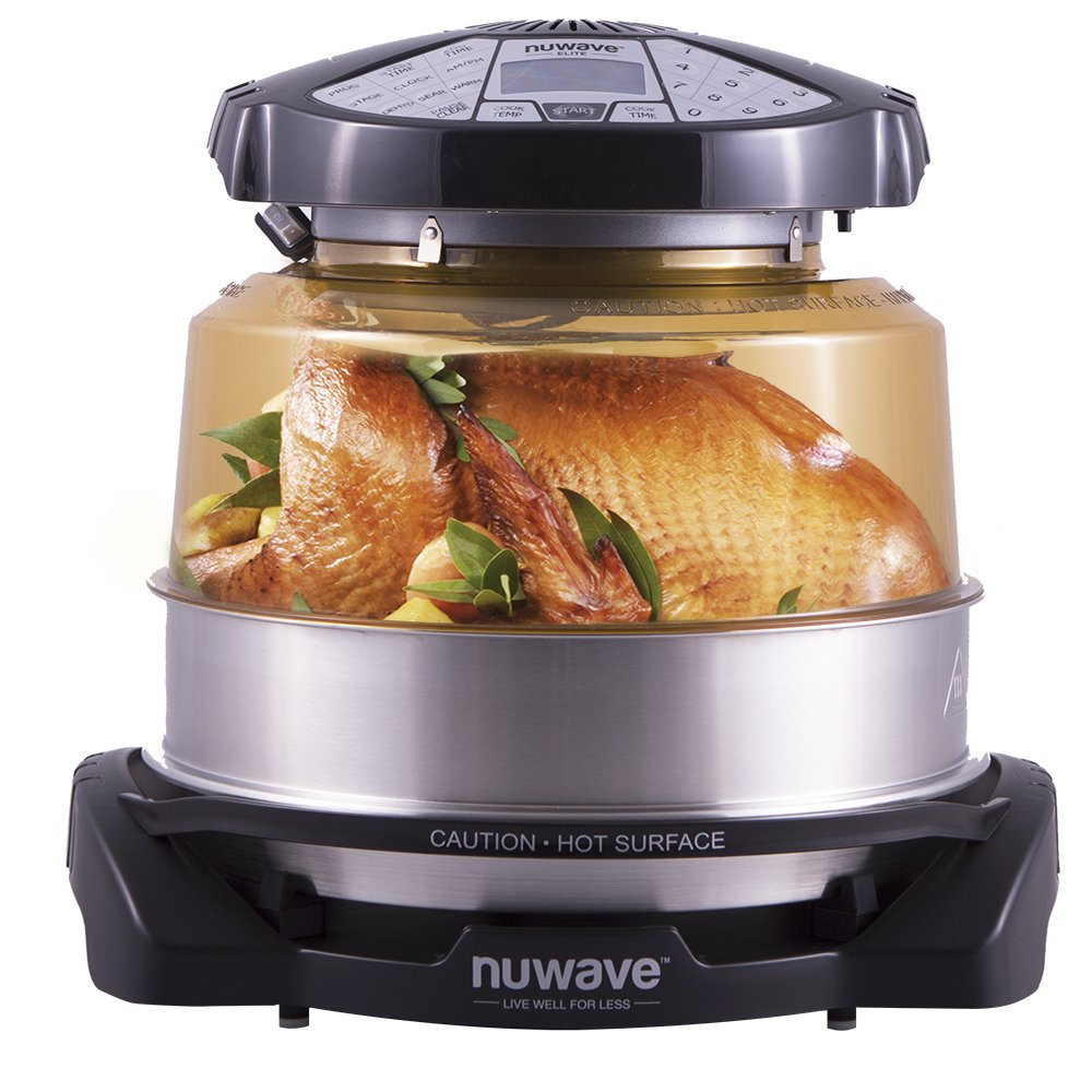 NuWave Countertop Elite Dome Oven with Extender Ring Kit by NuWave