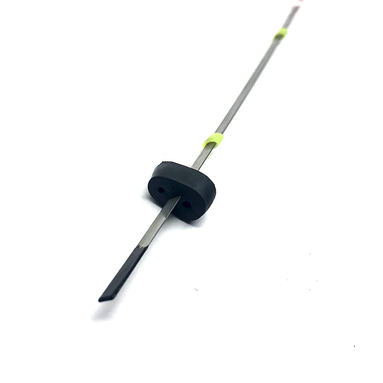 Mormysh Ice Fishing Spring Bobbers Balance Metal Bite Indicators 10pcs