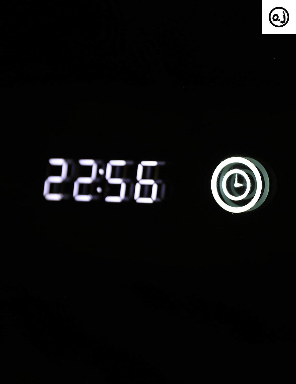 sensor t/áctil iluminaci/ón LED ahorro de energ/ía luz blanca fr/ía AJ04s clase de eficiencia energ/ética A antivaho ApeJoy Espejo de ba/ño LED de 50 x 70 cm