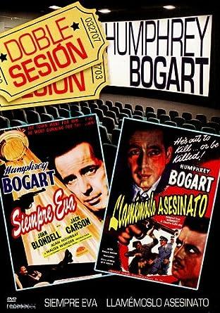 Pack Siempre Eva + Llamemoslo Un Asesinato [DVD]: Amazon.es: Cine ...