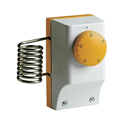 Perry - Termostato ambiente bulbo sensor -5c+35 contactos
