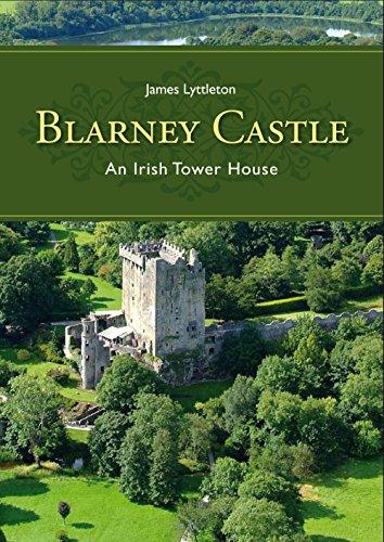 Blarney Castle - Blarney Castle, Co. Cork: An Irish tower house