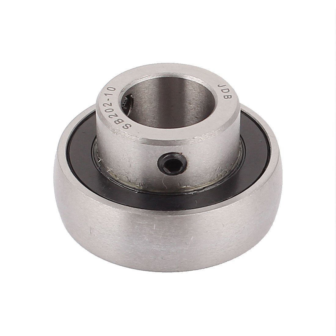 Uxcell a15060900ux1008 SB202-10 1.57' x 0.63' OD x Inner Dia Insert Mounted Spherical Bearing