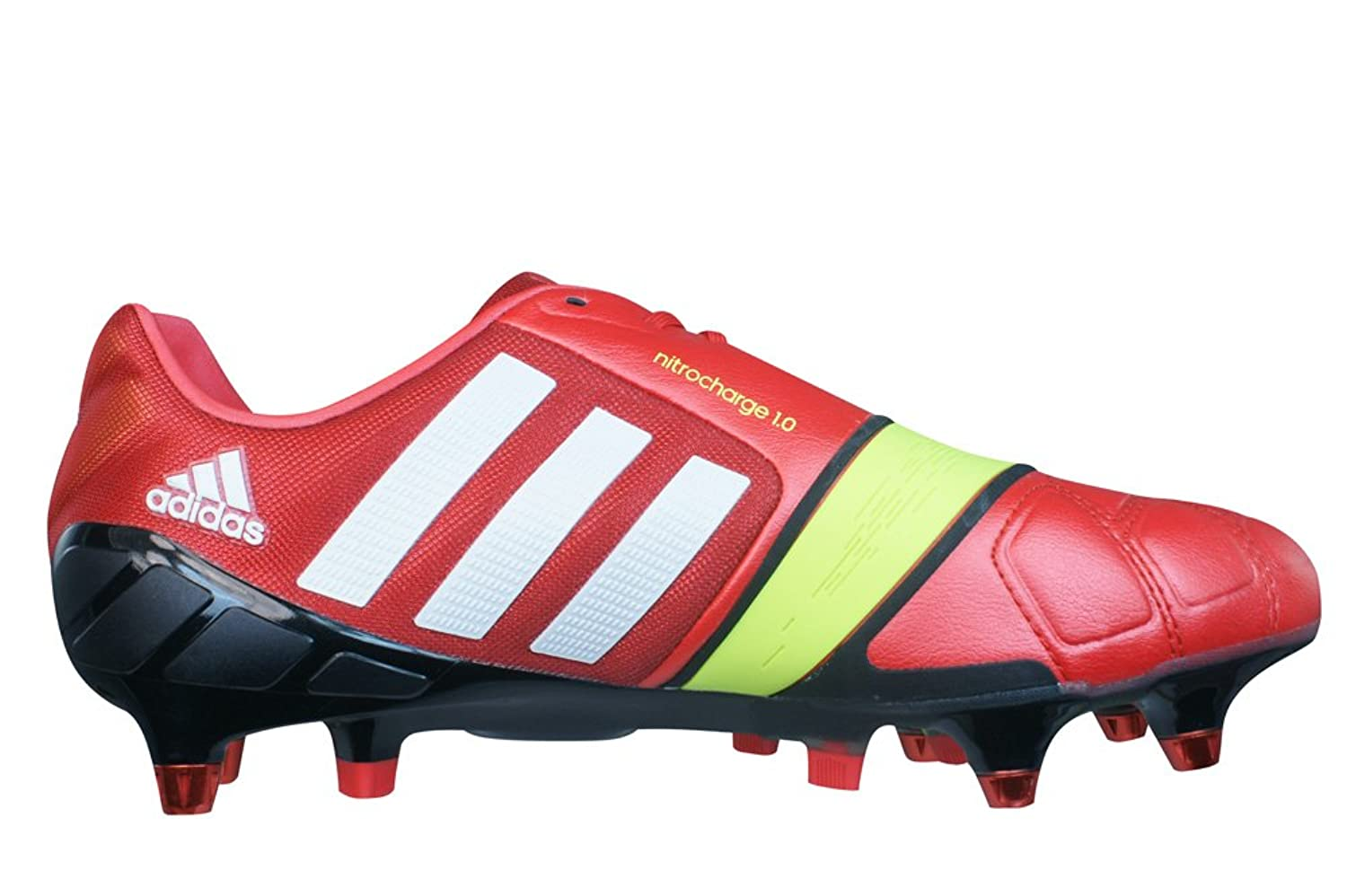 Adidas Nitrocharge 1.0 Rosso d41AcQS