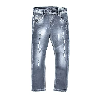 518523e5 Amazon.com: Diesel Boys' Krooley J Jeans: Clothing