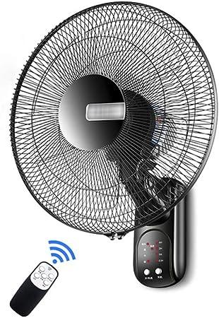XIAOYAN Ventilador eléctrico de pared Control remoto Colgante de ...