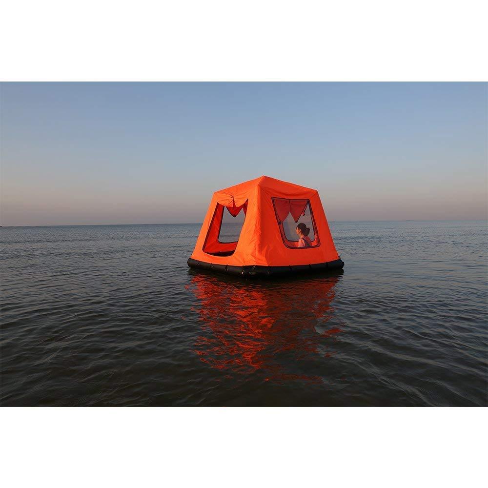 Amazon.com: DAMA - Tienda de campaña hinchable y flotante ...