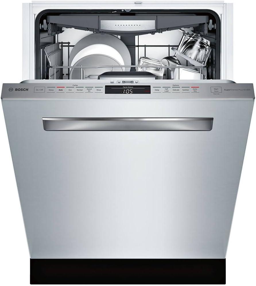Amazon.com: Lavaplatos Bosch SHPM78W55N de 24 pulgadas ...