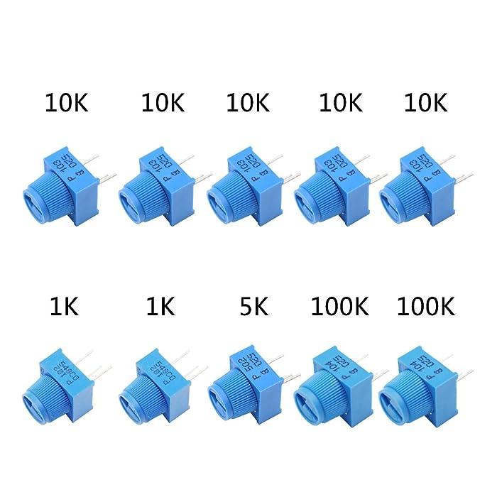 Top 10 Hp100a Potentiometer