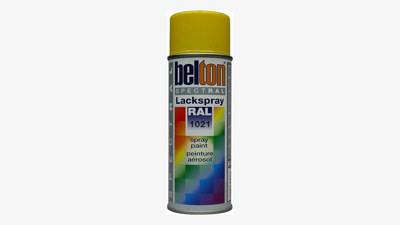 Belton Spectral Spraydose Ral 1021 Rapsgelb 150ml Auto