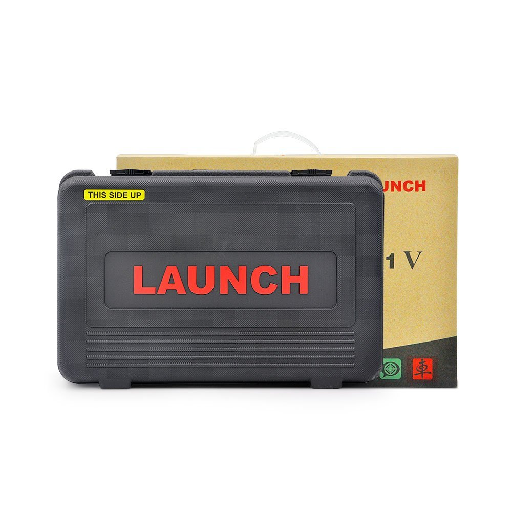 LAUNCH X431 V (X431 PRO) 8inch WiFi/Bluetooth Full System Diagnostic Tool Support Injector Coding and Key Coding, 2 Years Free Update by LAUNCH (Image #8)