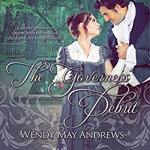 The Governess' Debut Audiobook