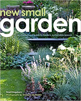 New small garden contemporary principles planting and for Kingsbury garden designs