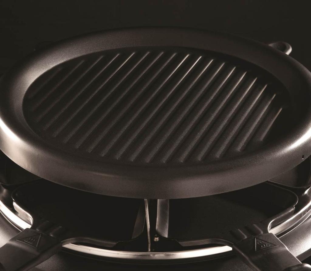 Russell hobbs 20990 56 raclette 6 personnes cuisine maison - Raclette pour 12 personnes ...